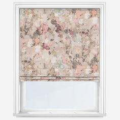 Utopia Blush Roman Blind   Blinds Direct Kitchen Curtains And Valances, Blinds Direct, Blinds For You, Blackout Blinds, Pencil Pleat, Curtain Poles, Roman Blinds, Country Chic, Interior
