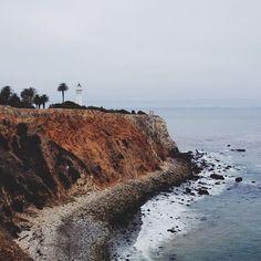 Point Vicente Lighthouse. Rancho Palos Verdes, CA by kevinrussmobile, via Flickr