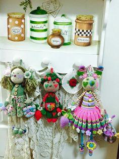 Amigurumi Doll, Hanukkah, Christmas Wreaths, Country, Holiday Decor, Ideas, Baby Dolls, Rural Area, Country Music