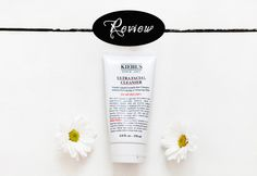 Kiehl's Ultra Facial Cleanser | Review #theflawd #blog #mustread #review #kiehls