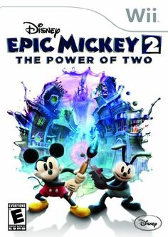 Disney Epic Mickey 2: The Power of Two by Disney, http://www.amazon.com/dp/B007MM9E42/ref=cm_sw_r_pi_dp_Sx88rb09H9H2K