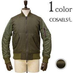 COSAELS(コサエルズ) MA-1 ジャケット / フライトジャケット 通販・大阪・堀江での店舗販売