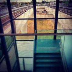 Sintesi di rette della architettura funzionale di una stazione metropolitana
