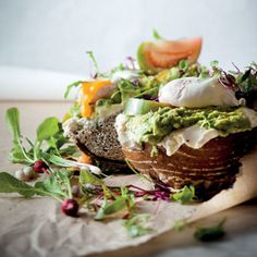 Avocado smash, just love love avo's Mashed Avocado, Avocado Toast, Vegetables For Babies, Boiling Point, Rye Bread, Great Restaurants, Salmon Burgers, Soul Food, Food Inspiration