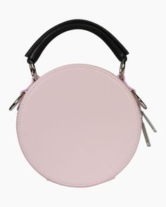 lahja bag Round Bag, Marimekko, Italian Leather, Sale Items, Saddle Bags, Bag Accessories, Leather Bag, Shoulder Strap, Unisex