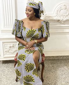 ankara styles pictures,ankara styles gown for ladies,beautiful latest ankara styles,latest ankara styles for wedding,latest ankara styles ovation ankara styles Latest African Fashion Dresses, African Dresses For Women, African Print Fashion, Africa Fashion, African Attire, Ankara Fashion, African Women, Ghana Fashion, African Outfits