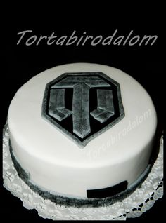 World of tanks cake