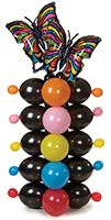 Learn to create a Link-O-Loon balloon column!