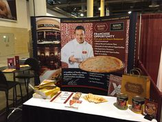 Come check out our booth at Franchise Expo South​ in Houston and meet Chef Anthony!