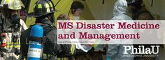 MS in Disaster Medicine and Management Facebook Coverpage Setup