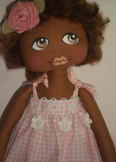 Fofura! by Idéias e Panos Country Dolls