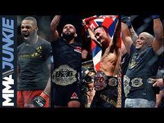 MMA MMAjunkie Radio Daily Debate: Pound-For-Pound best