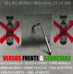 La utopía del día a día: Versos frente a genocidas en el Bar Belmondo, los ...