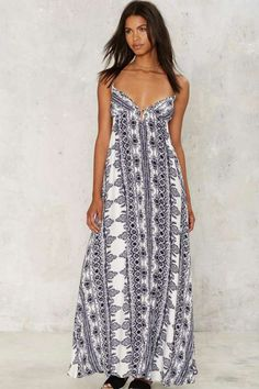 Mandana Maxi Dress - What's New