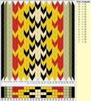 Image result for telemark tablet weaving