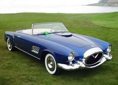 1954 Cadillac Cabriolet Roadster: One of a Kind! - The Sexiest Sports cars sport cars sports cars vs lamborghini cars Classic Sports Cars, Luxury Sports Cars, Classic Cars, Classic Auto, Classic Style, Retro Cars, Vintage Cars, Antique Cars, Cadillac Ats