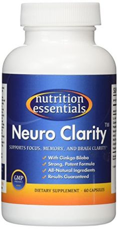 #1 All-Natural Brain function booster - Super Ginkgo Biloba complex with St John's Wort & Bacopin - Supports Mental clarity, Focus, Memory & more - 100% Moneyback Guarantee.Rating 4.3 out of 5 stars   5,807 customer reviews #BEST SELLER in St. John's Wort Herbal Supplements