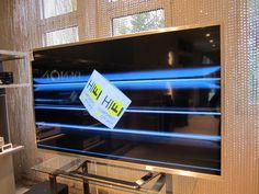 LG 84 Zoll 4K-3D-TV — Wir haben ihn!  Den unglaublichen sexy 84″ QuadHD (4K-Kinoaufllösung) von LG - wie in der Presse mit Begeisterung berichtet - wir haben ihn!