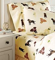 Bedroom Decor Ideas and Designs: Top Ten Dog Themed Bedding for Dog Lovers!