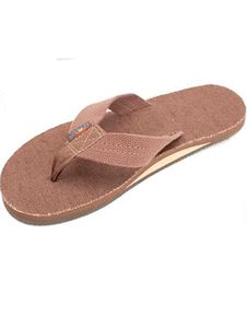 5709e2ef7d4a Men s Hemp Rainbow Sandals Rainbow Sandals