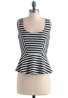 Beach Dance Party Top | Mod Retro Vintage Short Sleeve Shirts | ModCloth.com