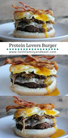 Protein Lovers Burge