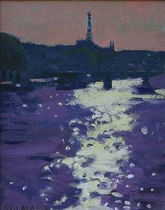 Ken HOWARD - Eiffel Tower