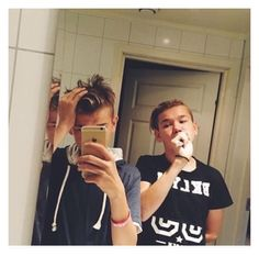 Marcus and Martinus funny moments💖💖💖 Bars And Melody, I Go Crazy, Keep Calm And Love, Big Love, Funny Moments, Cute Boys, Wallpaper, Boyfriend, In This Moment