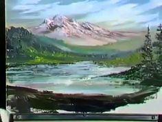 Bob Ross Season 4 Episode 13 Mountain Challenge The Joy of Painting - YouTube