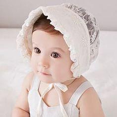 Maple Irin Lace Bonnet