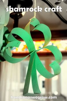 St Patrick's Day Crafts for Kids - Mums Make Lists