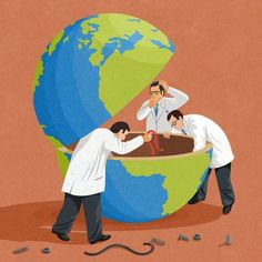 Let's play God: The scientific experiments that might save the world (or destroy it...) - Green Living - Environment - The Independent