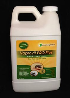 Naprovit Pro Plus Natural Misting Solutions 4 1 2 Gallons Review Mosquito Misting Misting Outdoor Gardens