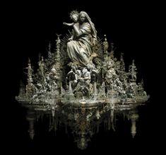 Kris Kuksi Sculpture 17