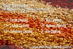 Mattress Cleaning, Rug Cleaning, North Shore, How To Clean Carpet, Cleaning Rugs
