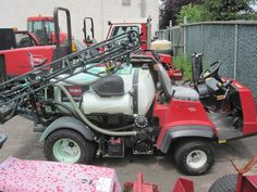2009 Toro MP 1250 175 gal sprayer - For Sale - TurfNet.com
