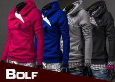 BOLF 15 - Damensweatshirt in vier Farben, schön und modisch