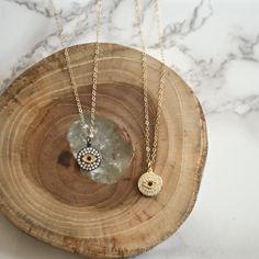 Evil Eye Dainty Necklace ladies jewelry, boho jewelry, jewelry, fashion jewelry, jewelry for ladies, green end designs jewelry