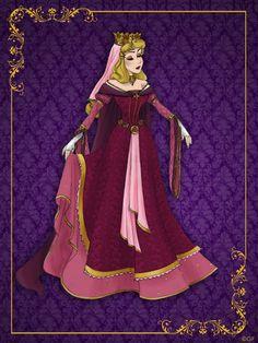 Queen Aurora- Disney Queen designer collection by GFantasy92.deviantart.com on @deviantART
