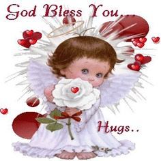 May god bless you in all you do ,  Where this hug is just for you ,  You are a friend who is so dear ,  That is what i want you to hear ,  Hugs are nice to send to a friend ,  Where our friendship has no end ,  Sent with a hug and sealed with a kiss ,As being my friend makes my life bliss ,©Val Webb 2012  https://www.facebook.com/photo.php?fbid=216912798451800=a.169005823242498.42894.169003703242710=1