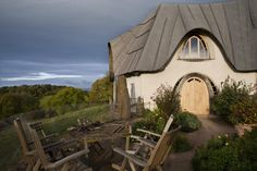 An extraordinary home in the Herefordshire countryside that's been a decade in the making, and the work and vision of one man, is the star of tonight's episode of TV's Grand Designs. In the last in the series, presenter Kevin McCloud marvels at the labour of love that Ed and Rowena Waghorn have called home.