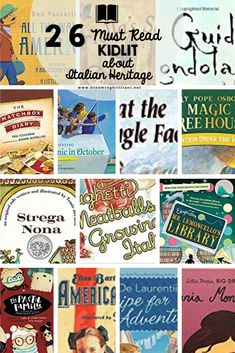 26 Must Read Italian Heritage Kids Books - Blooming Brilliant Teaching Geography, World Geography, French Lessons, Spanish Lessons, Italian Language, Chinese Language, German Language, Japanese Language, Spanish Language
