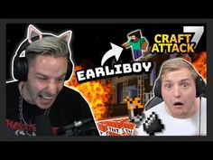 Craft Attack 7 - YouTube Minecraft Server, Channel, Lol, Glitch, Xbox One, Videos, Youtube, Movies, Movie Posters