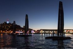 Opening Day for America's Cup in San Francisco!
