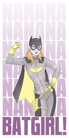 Na Na New BATGIRL by CallMePo I have been having a crappy and unproductive day… so you can imagine how happy I was to see that DC has a new Batgirl and comic coming out! Dc Comics, Batman Comics, Comics Girls, Nightwing And Batgirl, Batwoman, Im Batman, Batman Stuff, Character Poses, Character Art