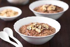 Cereal, Oatmeal, Food And Drink, Healthy Recipes, Healthy Food, Gluten Free, Breakfast, Kitchen, Sweet Breakfast