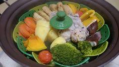 蒸し野菜♪