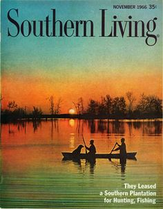 November 1966 | They Leased a Southern Plantation for Hunting & Fishing