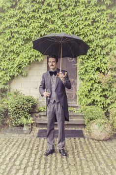 wedding, mariage, belgique, bruxelles, studio fiftyfifty, pluie, mariage pluvieux mariage heureux, moustache, noeud de papillon