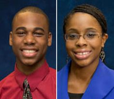 Madison High twins take valedictorian, salutatorian honors